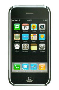 Jonathan Ive, Apple iPhone, 2007