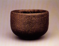 Raku_S_ny_Surusumi_Teeschale_in_Raku_Stil_Raku_ware_tea_bowl_named_46701bfd