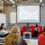 Master Design und Medien: Seminare auf dem roten Master-Sofa