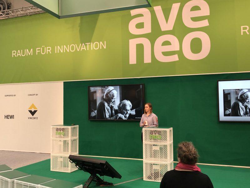 »Social Innovation Lab« auf der Sonderschau der Altenpflegemesse Hannover