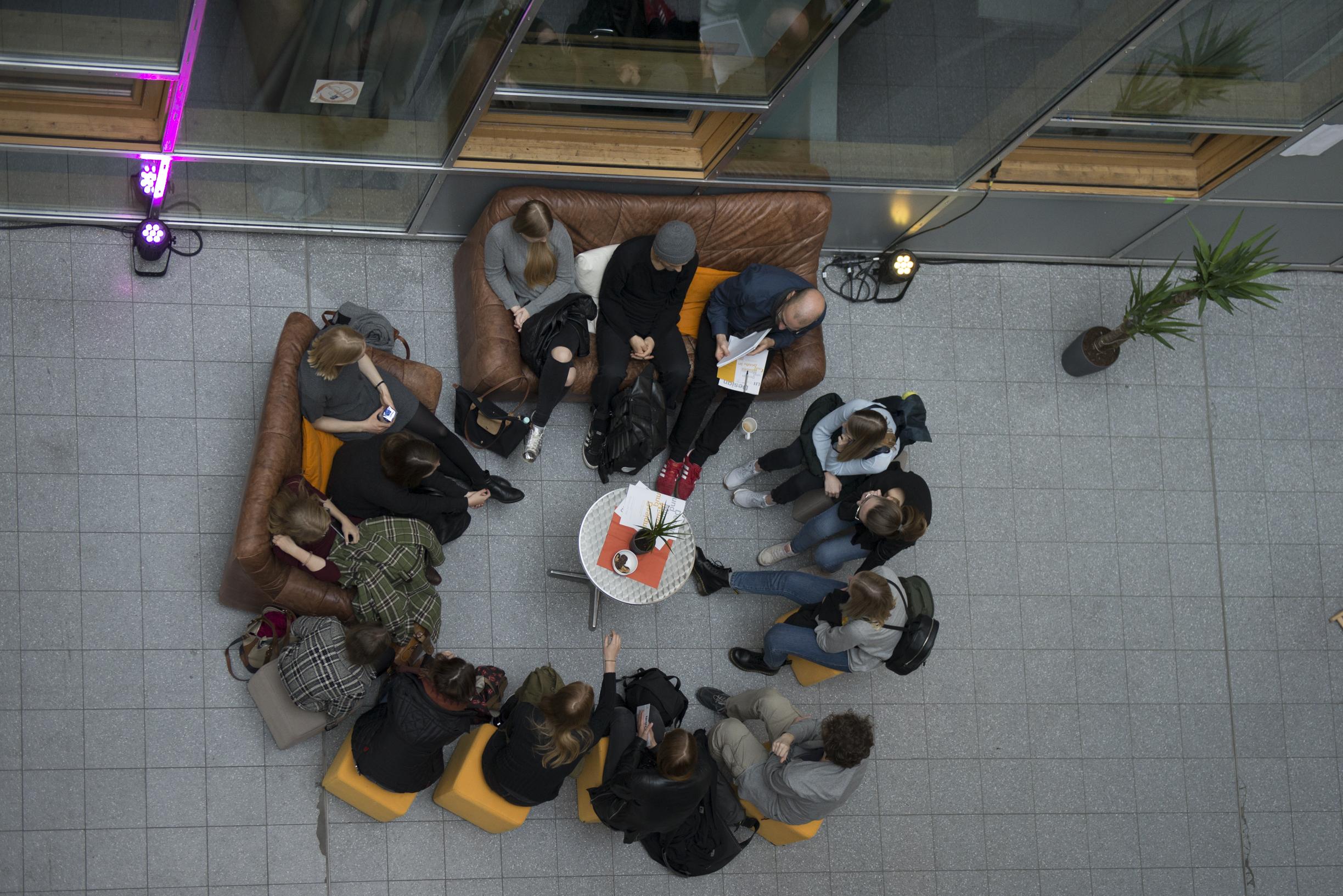 Woche 7 beim Masterstudium in Hannover
