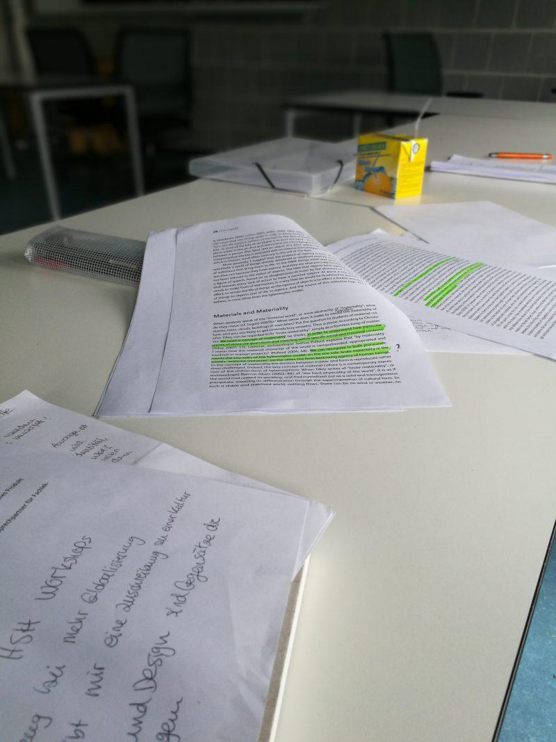 Master-Studiengang Medien & Design in Hannover