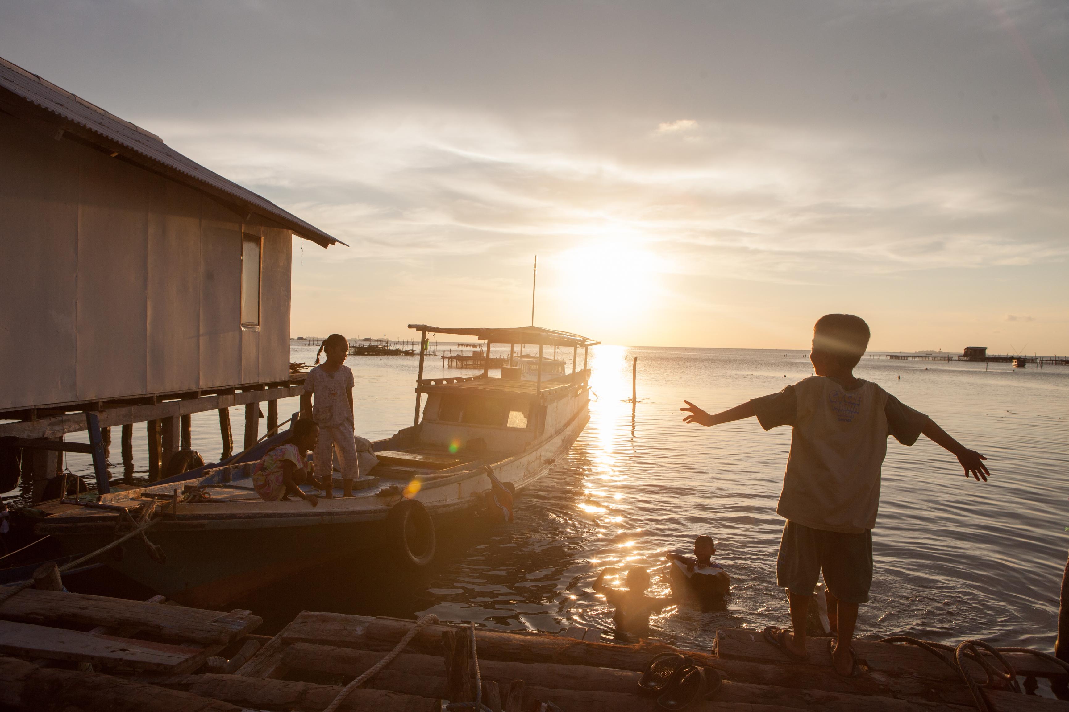 Sightseeing in Yogyakarta für die hannoverschen Masterstudenten
